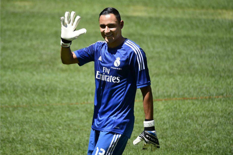 Keylor Navas, Real Madrid, Costa Rica, PSG, Ligue 1, Liga Santander