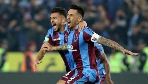 José Sosa, Trabzonspor, Fenerbahce, Superliga de Turquía