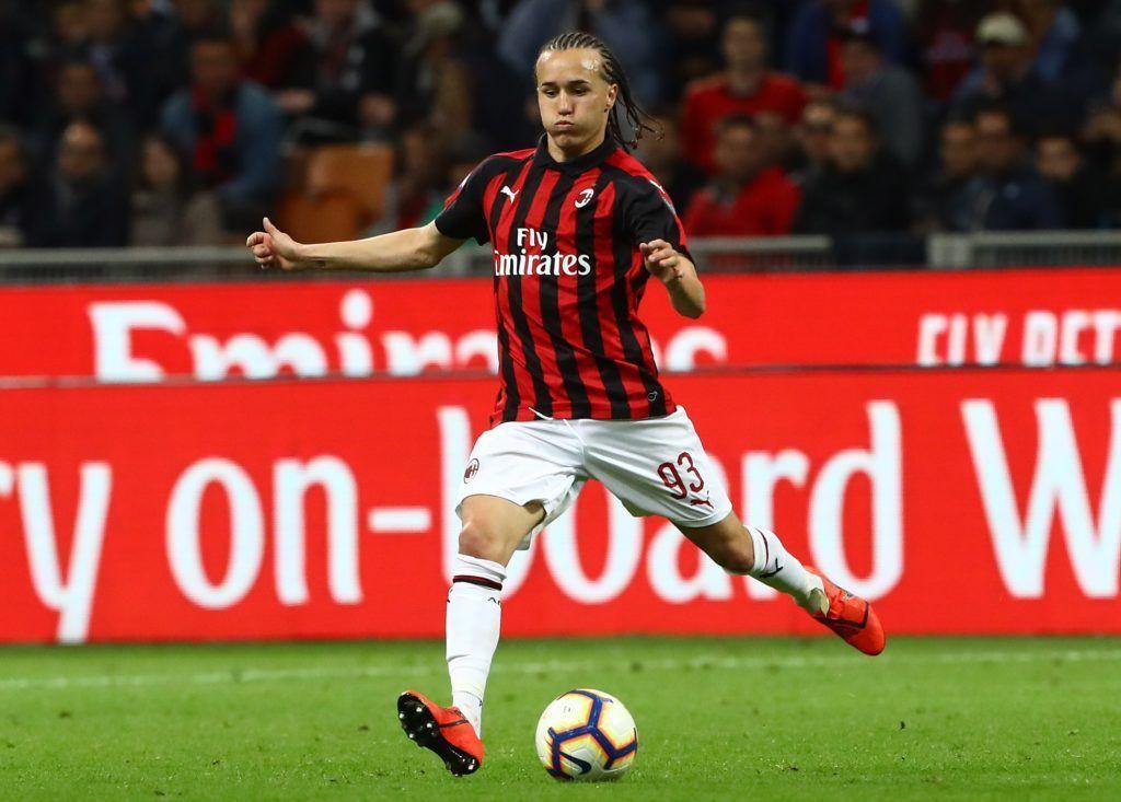 Diego Laxalt, AC Milan, Atalanta, Serie A, Uruguayo