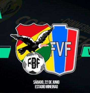 Bolivia, Venezuela, Copa América,