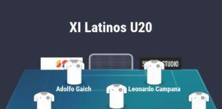 latinos en el Mundial