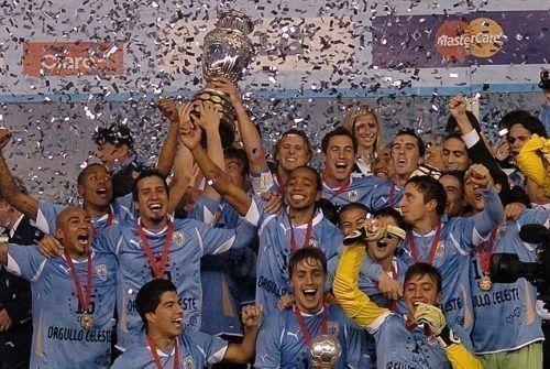 Uruguay, Copa América
