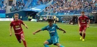Douglas Santos, Zenit