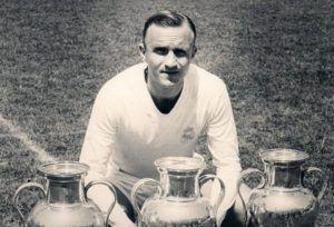 José Santamaría, mejores jugadores de Uruguay