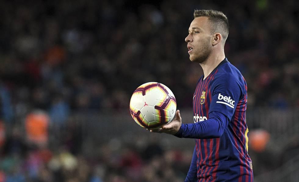 Arthur, brasileño, Barcelona, Osasuna, Liga Santander