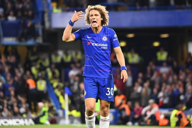 David Luiz, Benfica, Arsenal, Chelsea, PSG