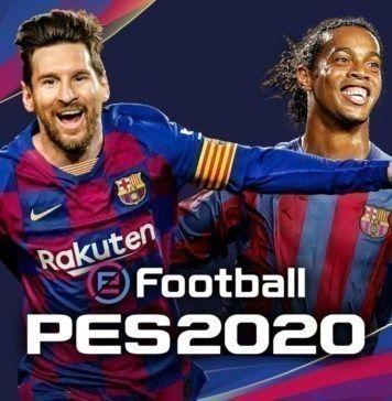 Messi, Ronaldinho, Gerard Pique, Konami, EFootball, PES 2020 es mejor que FIFA 20