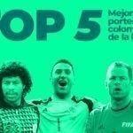 arqueros colombianos, David Ospina, Faryd Mondragón, Óscar Córdoba, René Higuita, Efraín Sánchez, Colombia