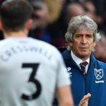 Manuel Pellegrini y su West Ham vencieron al Manchester United