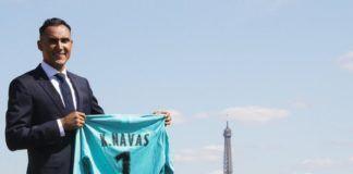 Keylor Navas, PSG, Real Madrid, Costa Rica, Ligue 1, Liga Santander