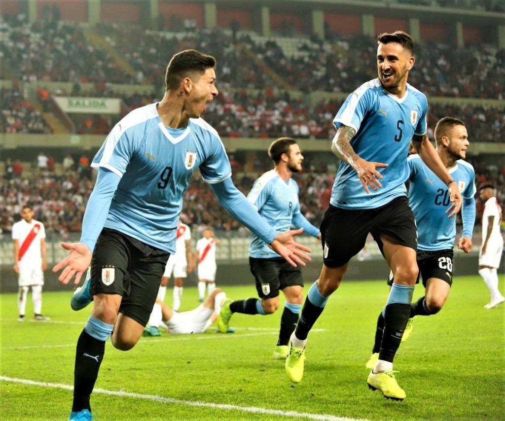 Darwin Núñez, Almería, Real Zaragoza, Selección de Uruguay, Liga Santander, Liga SmartBank, Guti