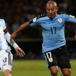 Egidio Arevalo Rios, Messi, Uruguay, Argentina