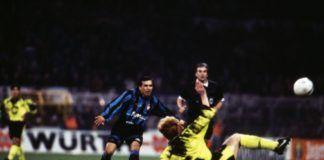 Inter vs Dortmund, Ruben Sosa