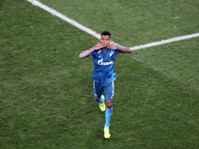 Wilmar Barrios, gol