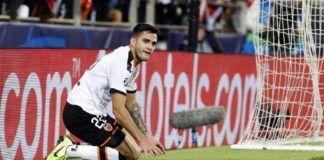 Valencia 2-2 Chelsea, Maxi Gómez