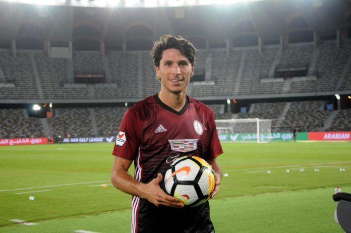 Sebastián Tagliabúe, Gonzalo Higuaín, Diego Maradona, UAE League, goleadores argentinos históricos, Al Wahda