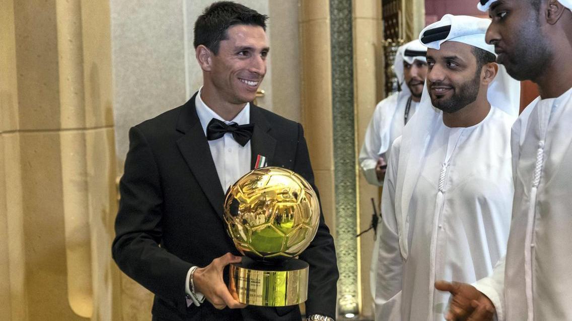 mejor XI underground del año 2019, Sebastián Tagliabúe, Al Wahda, Emiratos Árabes Unidos, Lionel Messi, máximos goleadores argentinos en la historia