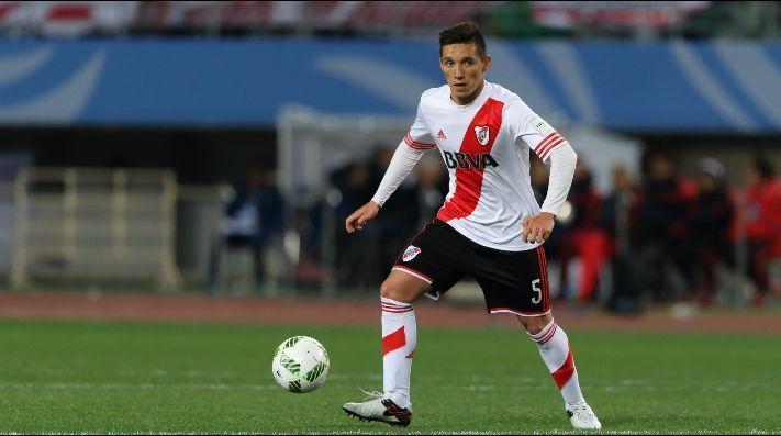 Matías Kranevitter, Rayados de Monterrey, Selección Argentina, Zenit de Rusia, River Plate