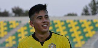 Matías Palavecino, ASIL Lysi, Aris, Rosario Central, Segunda División de Chipre, primer gol argentino del 2020