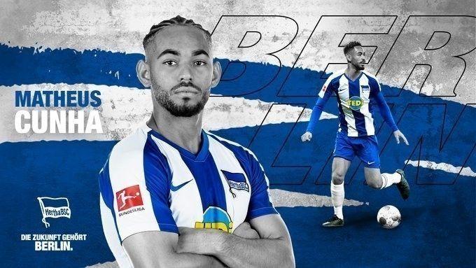 Matheus Cunha, Selección de Brasil, Leipzig, Hertha Berlín, Jurgen Klinsmann, Bundesliga, Piatek, Ascacibar