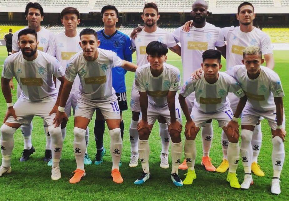 Leandro Basán, Rangers, Hong Kong, Diego Cañete, Pablo César Leguizamón Arce, argentinos, Coronavirus