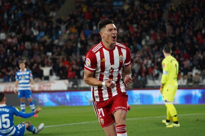 La Teoría de Darwin Núñez: él anota, Almería gana y Peñarol ...