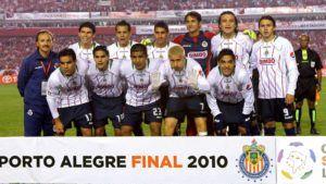 La influenza eliminó a México de la Copa Libertadores en 2009, pero permitió que Chivas accediera a la final del 2010