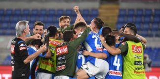 Napoli, Copa Italia