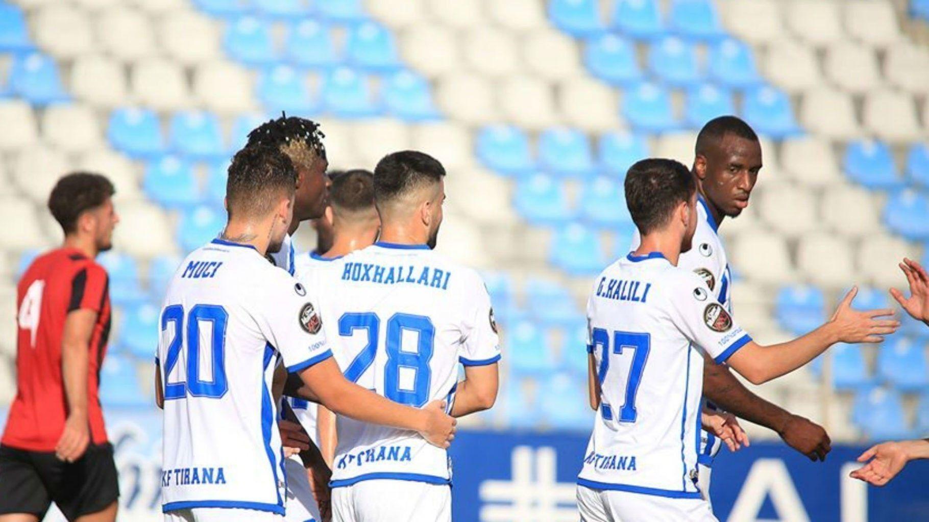 Agustín Torassa, Champions League 20/21, Pre-Champions, KF Tirana, Estrella Roja
