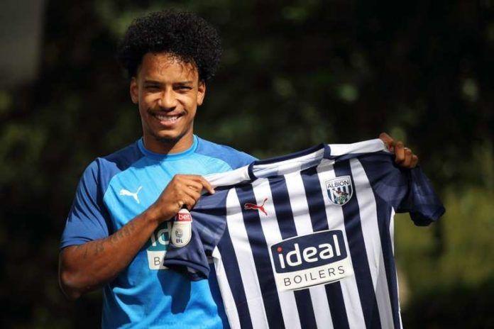 Matheus Pereira, West Bromwich, Sporting CP