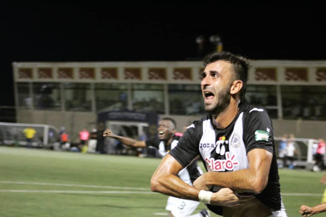 Alexis Ramos, Nicaragua, Cacique Diriangén FC, Copa Primera,