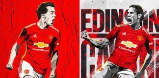 Manchester United, Pellistri, Cavani