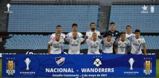 América futbolista Nacional