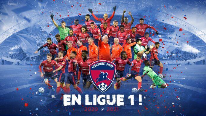 Clermont Ligue 1