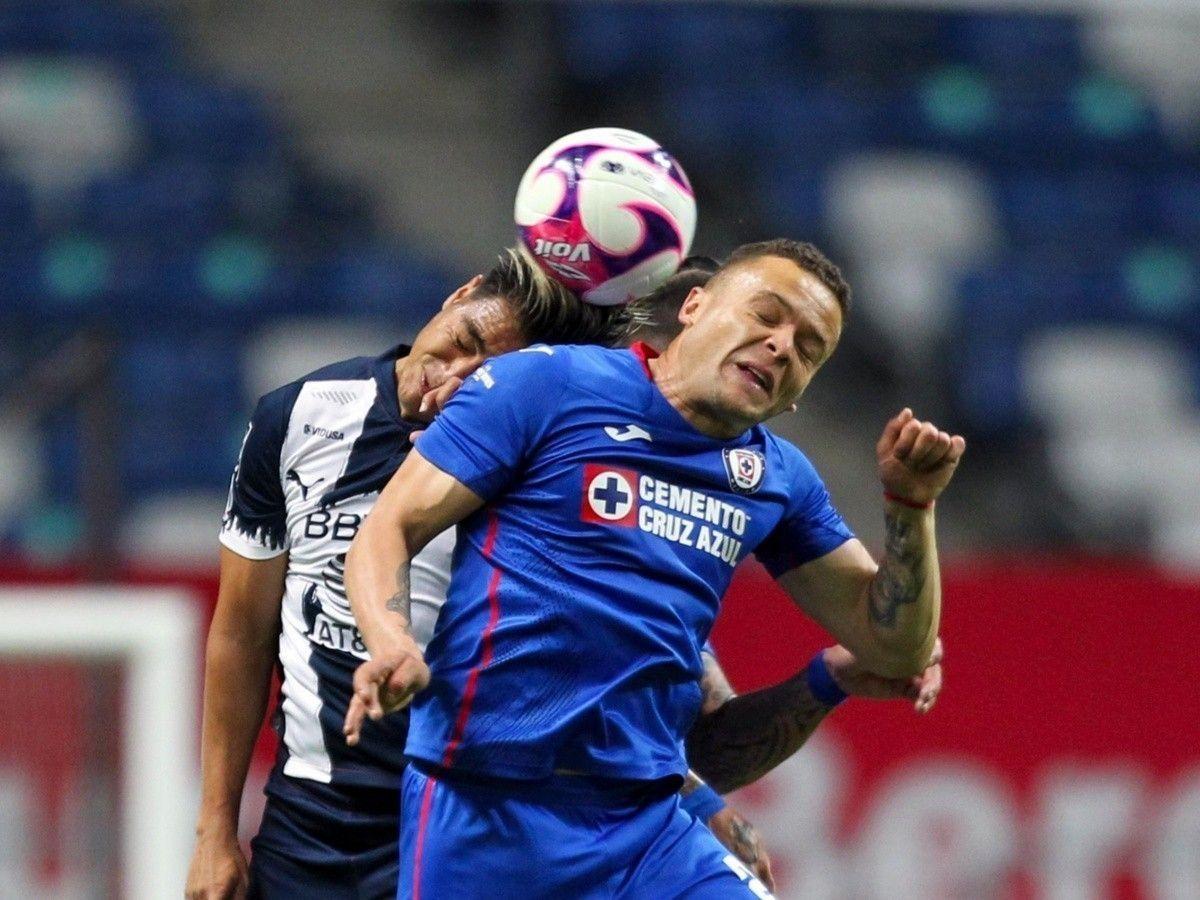 """Jonathan """"Cabecita"""" Rodríguez, Cruz Azul, Rayados de Monterrey, Liga MX, Peñarol"""