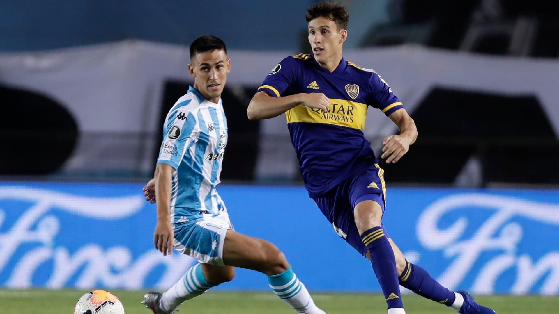 Nicolás Capaldo, Cristian Pavón, Esteban Andrada, Olympique de Marsella, Boca Juniors